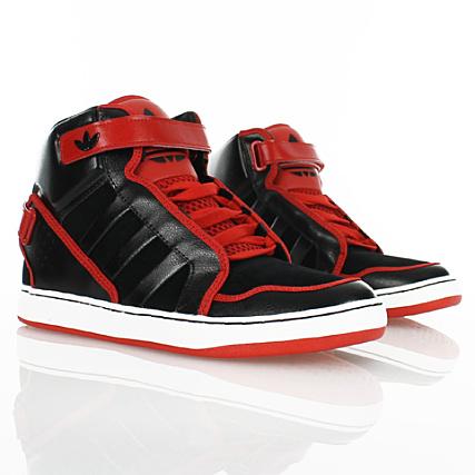 Rouge 0 Baskets Ar Adidas Noir 3 n8wOk0P