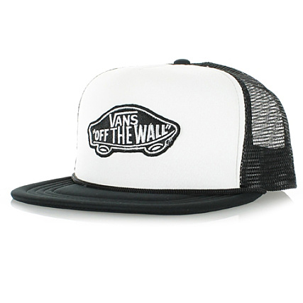 vans of the wall casquette