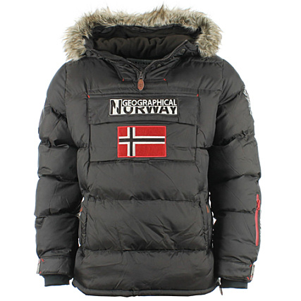 Doudoune Geographical Norway Bolide Brown