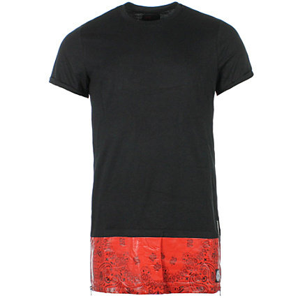 Bandana imprimé Sixth June rouge blanc ou noir