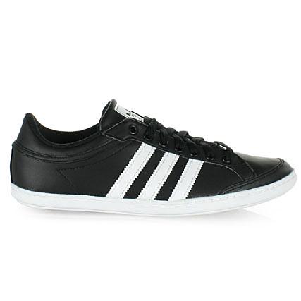 White Plimcana Black Run Baskets Low Adidas PkwOTlZuXi