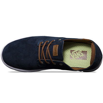 7e531c2332 Home   Vans   Baskets - Chaussures   Baskets Basses   Baskets Vans OTW Prelow  Reverse Navy White