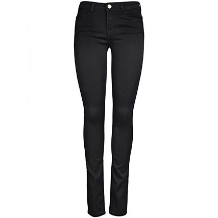 534c924e2aa Jean Femme Only Skinny Regular Soft Ultimate Black Denim -  LaBoutiqueOfficielle.com