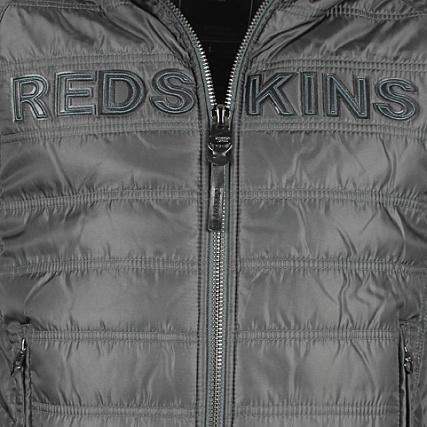 c0ab25e56a24 Home   Redskins   Blousons - Vestes   Doudounes   Doudoune Redskins Biky  Sanchez Gris Anthracite