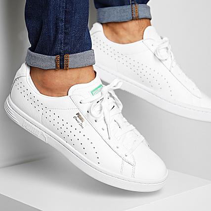 Puma Baskets Star White 01 357883 Nm Court thrdsQ