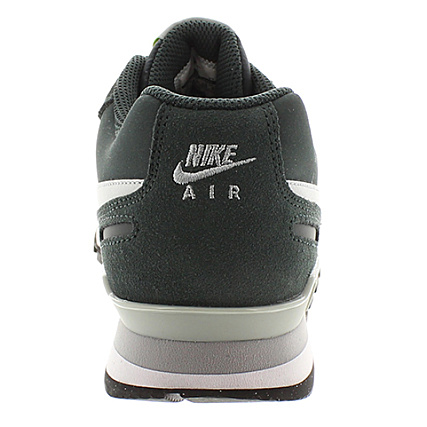 official photos 59106 6b026 Home > Nike > Baskets - Chaussures > Baskets Basses > Baskets Nike Air  Waffle Trainer Leather Seaweed Pure Platinum Silver Volt