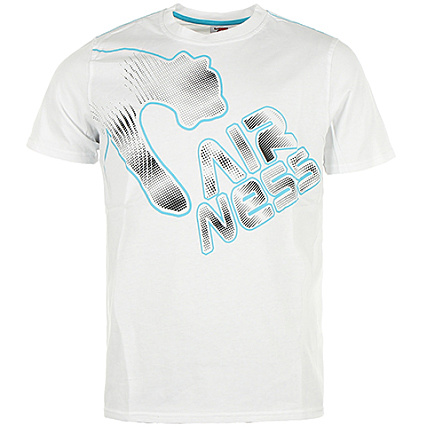 meilleures baskets d58ce 4cfe0 Tee Shirt Airness Soto Blanc - LaBoutiqueOfficielle.com
