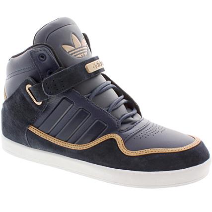 grand choix de 0ace9 43c75 Baskets Adidas AR 2.0 Bleu Marine Bronze Blanc ...