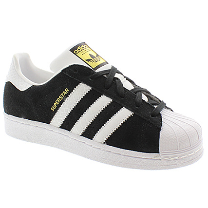 Baskets adidas Superstar East River Rival Black White Gold