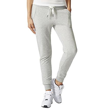 utterly stylish outlet no sale tax Pantalon Jogging Femme adidas Slim TP Cuffed Gris Chiné ...