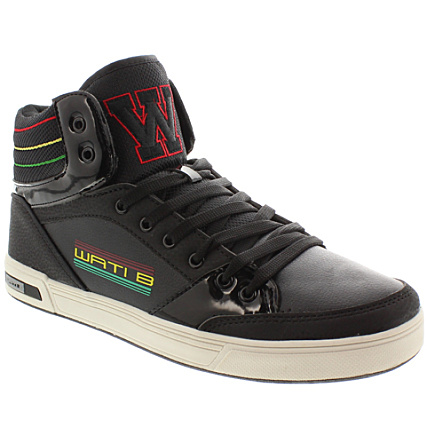 Wati Bams Ii Black Rasta Baskets B 6vb7gYfy