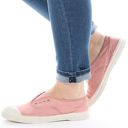 Chaussures Chaussures Rose Elly Bensimon Bensimon 54qjRL3A