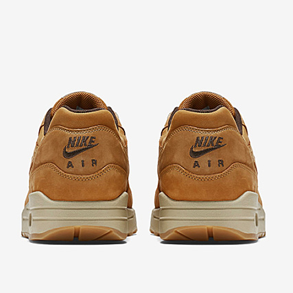 Leather Camel 1 Baskets Air Nike Max Premium 0O8nPwkX