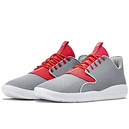 super popular quality design best sneakers Jordan - Baskets Eclipse Gris Rose Fluo ...