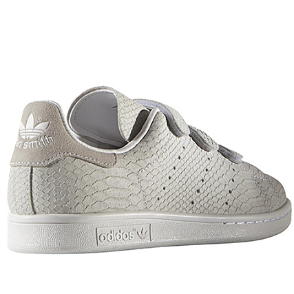 adidas Baskets Femme Stan Smith CF W Gris