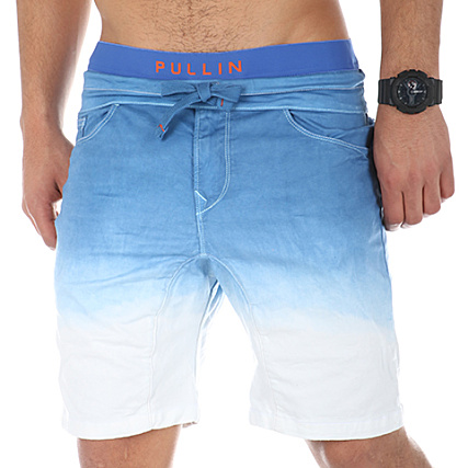Pullin Blanco Short Azul Joggjean Dening mNn8Ov0w