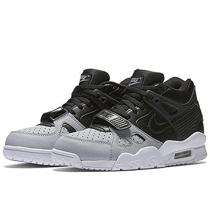 Baskets Nike Air 3 Noir Enfant Gs Trainer PXkn8wO0