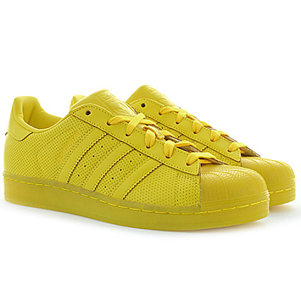 Adidas Jaune Adidas Superstar Adicolor Adidas Baskets Adicolor Baskets Jaune Superstar Superstar Baskets nOPwk0