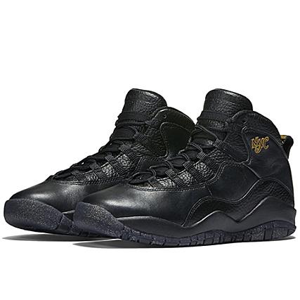 Jordan Noir Retro Enfant 10 Air Baskets Bg cARqS53jL4
