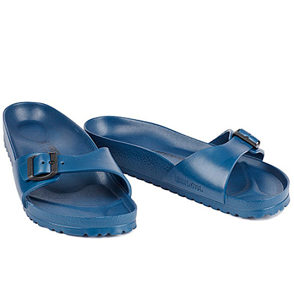 Birkenstock Eva Sandales Marine Bleu Madrid Qrxhtsdc iPkZXu