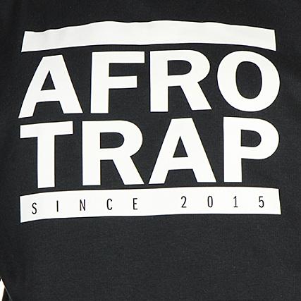 Afro Trap Sweat Mhd Capuche Noir QdhrxtsC