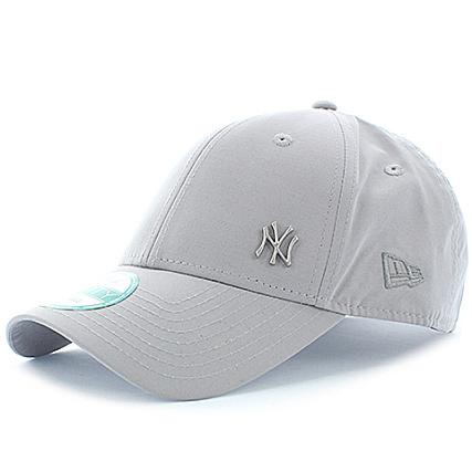 2c340d803c643 New Era - Casquette 9Forty MLB Flawless Logo New York Yankees Gris -  LaBoutiqueOfficielle.com