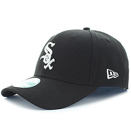 sélection premium 397ca c4dc2 New Era - Casquette The League Chicago White Sox Noir ...