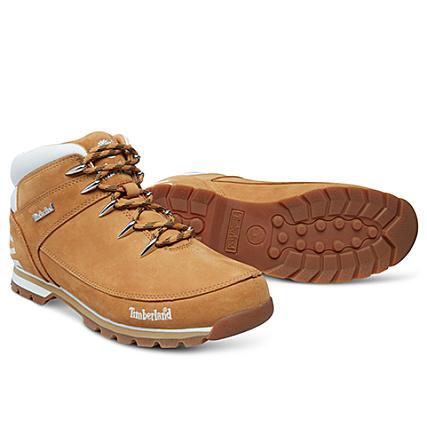 Timberland Boots Euro Sprint Hiker 6235B Wheat Nubuck