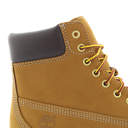 c7f8138bea1 Home   Timberland   Baskets - Chaussures   Bottes - Boots   Timberland - Boots  Femme Kenniston 6 Inch Lace Up A161U Wheat Nubuck Camel