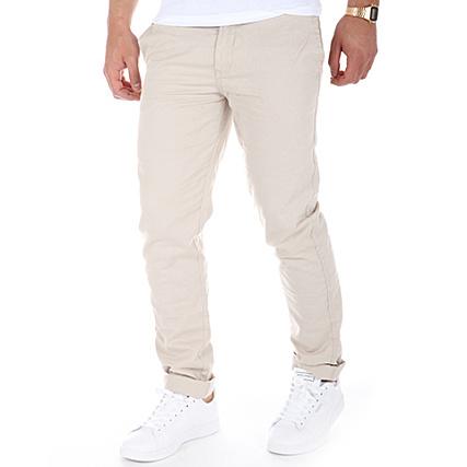 Pantalones Combine Beige 2 Crossby Chino ED9YeIHW2