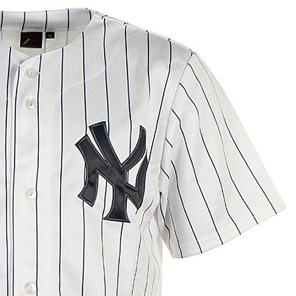 Maillot York Athletic Replica Baseball Majestic New Yankees De NyvnwOm08