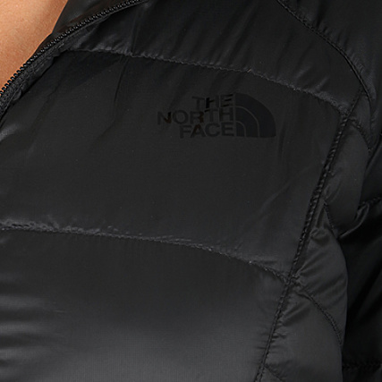 f65f857d83 Home > The North Face > Blousons - Vestes > Doudounes > The North Face - Doudoune  Femme Tonnerro Noir