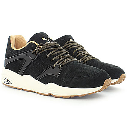 138f46da8cb88 Puma - Baskets Blaze Winterized Noir - LaBoutiqueOfficielle.com