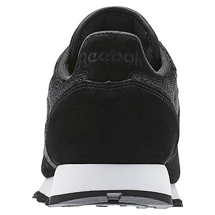 Reebok Baskets Classic Leather KSP AR0574 Black Alloy