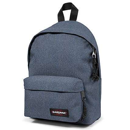 Mini Bleu Denim Double Orbit A Sac Marine Eastpak Xs Dos PnBwOqwU