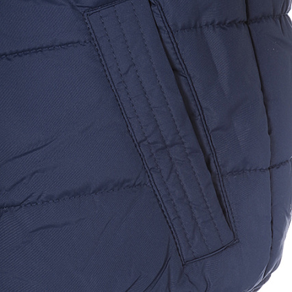 Tokyo Laundry Veste Capuche Perseus Bleu Marine