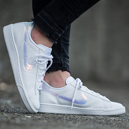 Nike Tennis Femme Classic 100 Baskets 844940 Premium White OnwyvPmN08