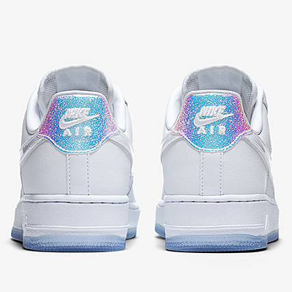 Femme Baskets White 07 616725 Premium 1 Air Force Nike 105