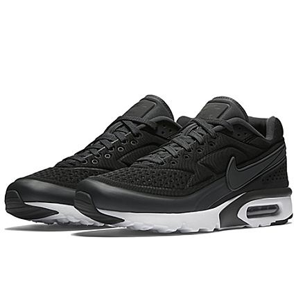 new product efb85 1a950 Nike - Baskets Air Max BW Ultra SE 844967 001 Black Anthracite White -  LaBoutiqueOfficielle.com