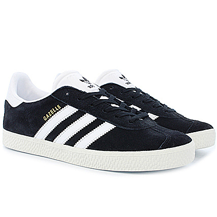 adidas Baskets Femme Gazelle BB2502 Core Black White