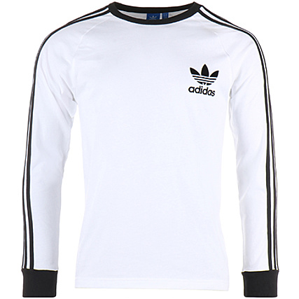 Adidas Originals CLFN Logo Tee (blancnoir)
