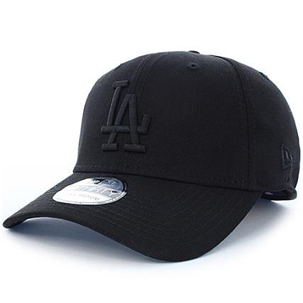 812134c3a86e New Era - Casquette 39Thirty League Essential Los Angeles Dodgers Noir -  LaBoutiqueOfficielle.com