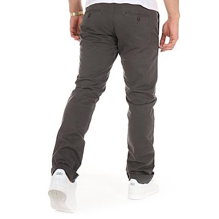 Pantalon Celio Chino Dotalia Anthracite Gris 8qdpa4qx
