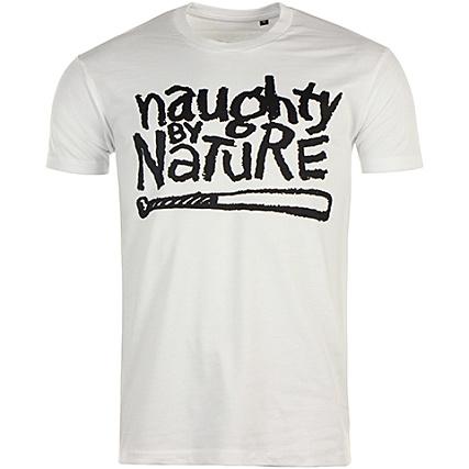 Music Nation - Tee Shirt Naughty By Nature Logo Naughty