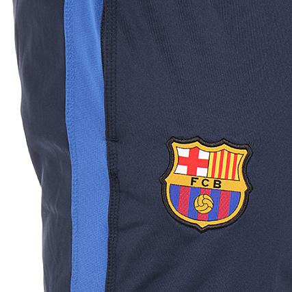 Home   Nike   FC Barcelona   Joggings   Pantalons Joggings   Nike - Pantalon  Jogging 808950 451 FC Barcelona Bleu Marine 3f7a41ff9b2