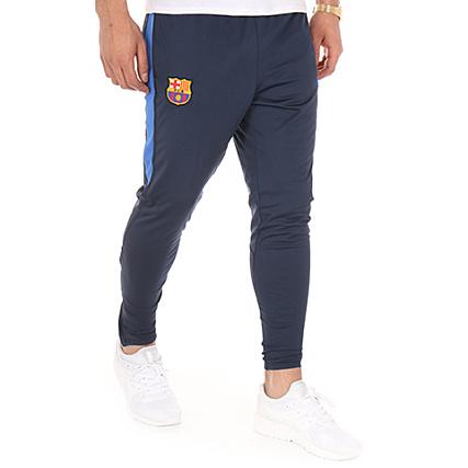 Nike - Pantalon Jogging 808950 451 FC Barcelona Bleu Marine -  LaBoutiqueOfficielle.com 78eda367d0d