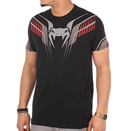 Shirt Venum Elite 2 0 Tee Noir ZPXkOiu