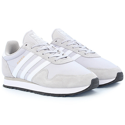 adidas Baskets Haven BB2738 Light Solid Grey Footwear