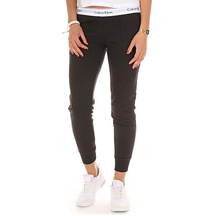 Qs5716e Klein Femme Calvin Pantalon Jogging Noir aSACCxqZw