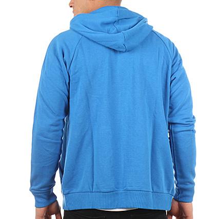 Ay7787 Sweat Zippé Capuche Ft Bleu Adidas Fz Clfn Roi nP8k0Ow
